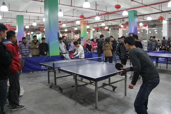 我是最棒的系列比赛之乒乓球活动系列报道(pc俯视射击游戏图片