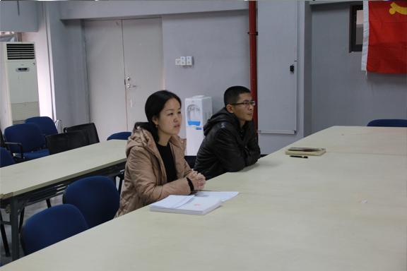 12月15日下午,数字艺术与传媒学院在山东工艺美术学院长清校区综合楼图片