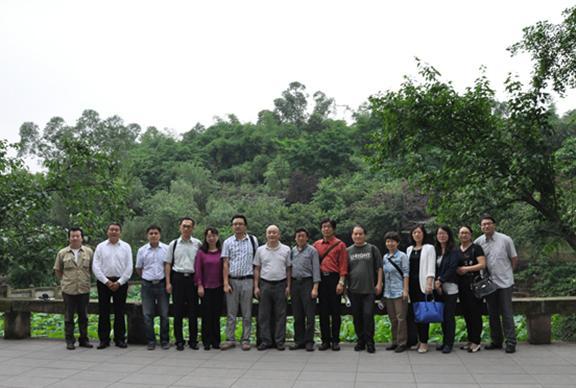 5月23日,我校名校建设工程考察学习组在李新副院长带领下赴四川图片